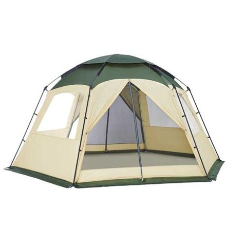 abri camping