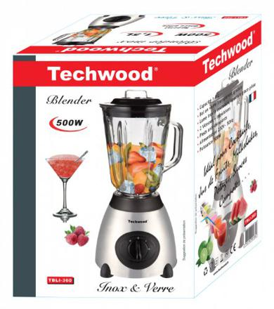 blender techwood