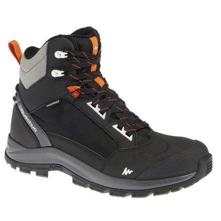 chaussure randonnée neige