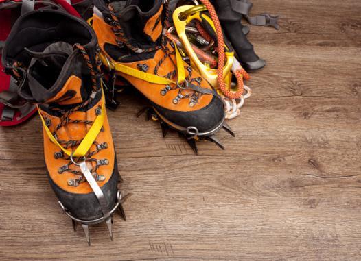 equipement alpinisme