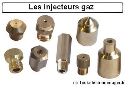 injecteur gaziniere