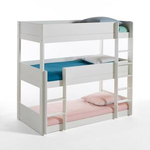 lit double en hauteur