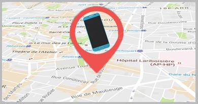 localiser android