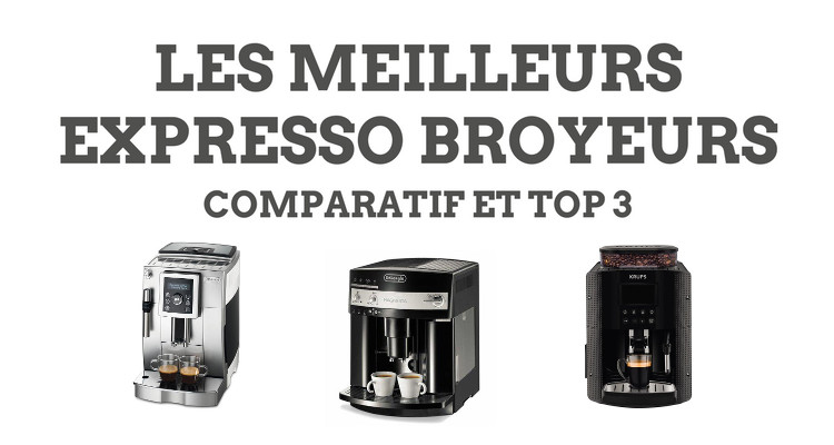 machine café grain comparatif