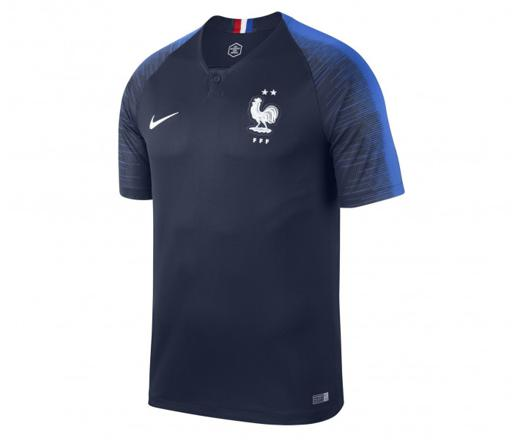 maillot coupe du monde 2018 france