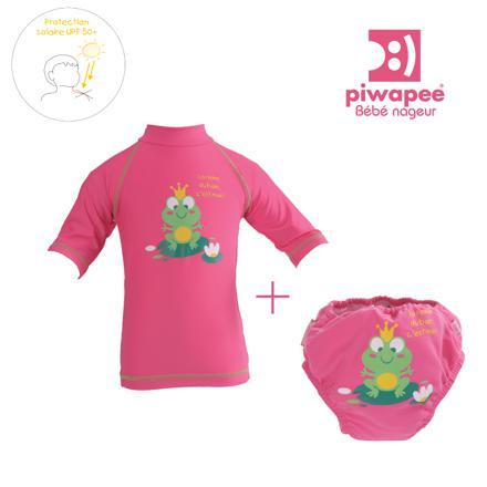 maillot de bain anti uv bébé