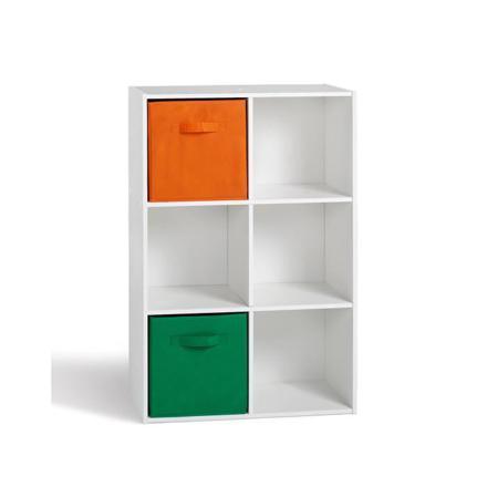 meuble 6 cases