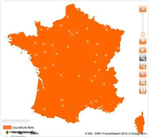 orange fibre carte