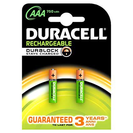 pile rechargeable aaa