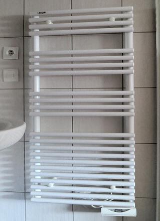 radiateur electrique salle de bain