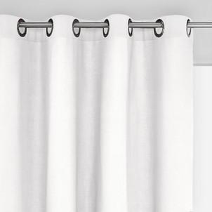 rideau blanc