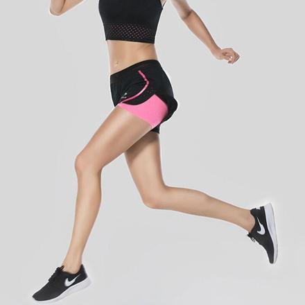 short sport femme