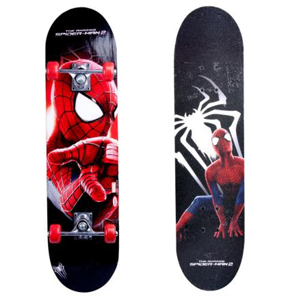 skateboard spiderman
