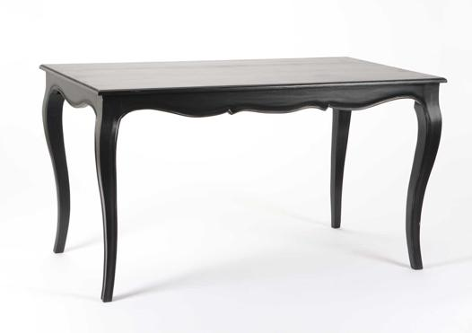 table noir