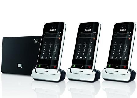 telephone sans fil trio