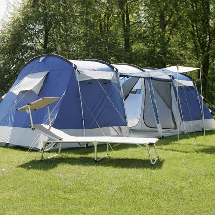 tente camping familiale