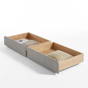 tiroir dessous de lit