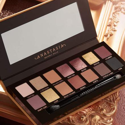 anastasia beverly hills soft glam