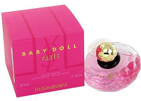 baby doll yves saint laurent