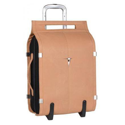 bagage cabine cuir