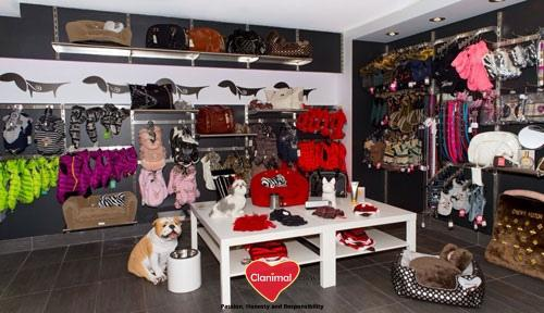 boutique pour animaux