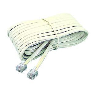 cable de telephone