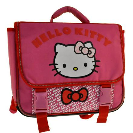 cartable hello kitty