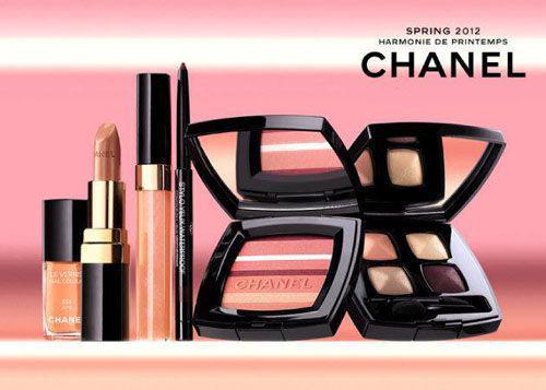 coffret chanel maquillage