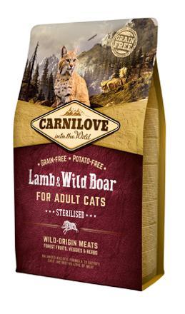 croquettes sans céréales pour chat