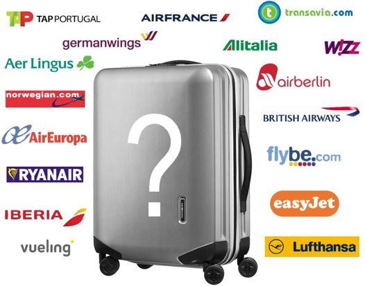 dimension bagage cabine avion