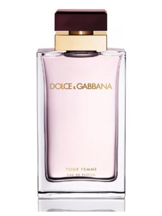 dolce gabbana parfum femme