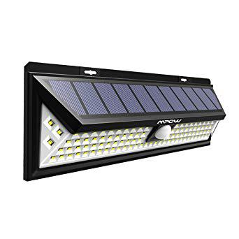 eclairage led solaire