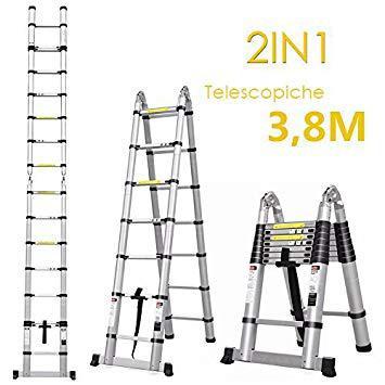 escabeau telescopique
