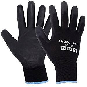 gants de travail