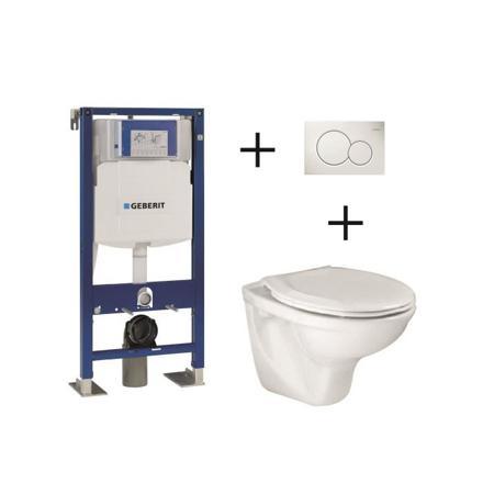 geberit wc suspendu