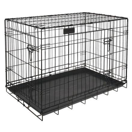 grande cage chien