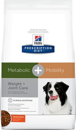 hill's prescription diet metabolic