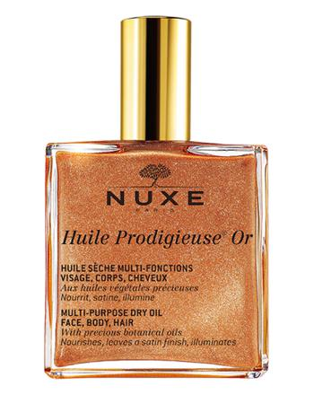 huile prodigieuse nuxe or