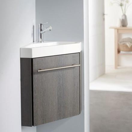 lave main d angle avec meuble