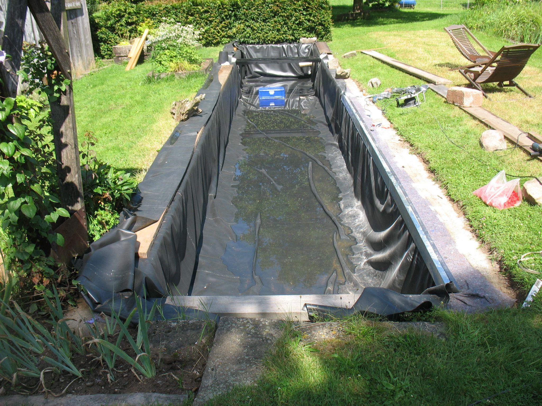 liner bassin