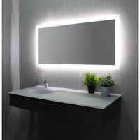 miroir salle de bain led