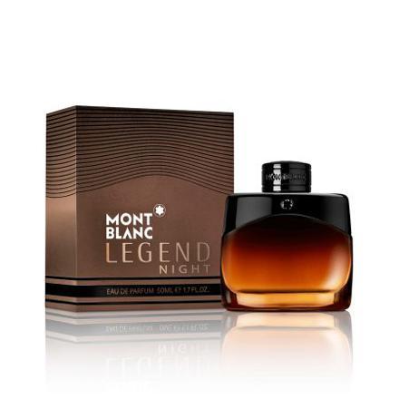 mont blanc legend night