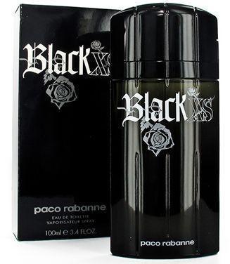 parfum black xs