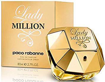 parfum lady million