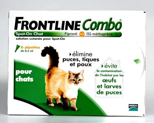produit anti puce chat