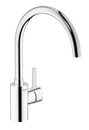 robinet evier grohe