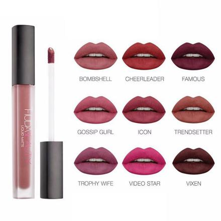 rouge a levre huda beauty