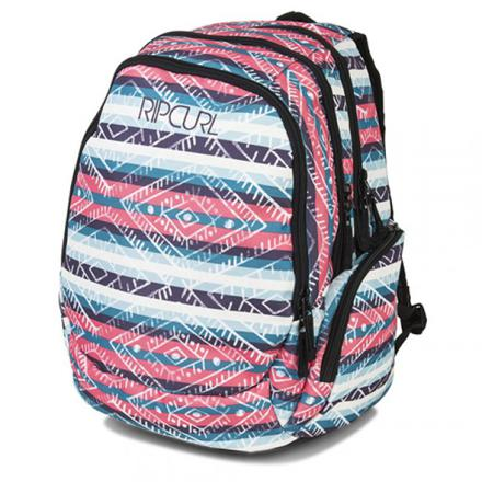 sac a dos college fille 3 compartiments