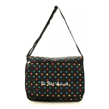 sac besace little marcel
