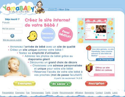site bebe